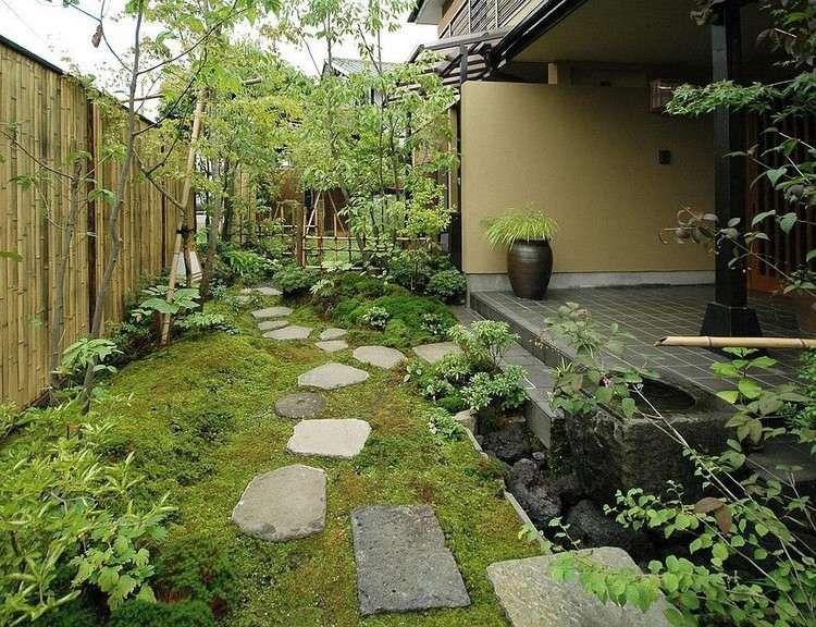Jardin Asiatique Pour Transformer L Espace Outdoor En Paradis