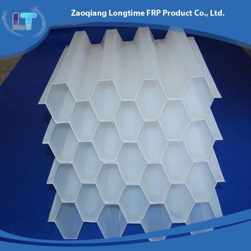 Plastice Tube Settler 60 Degree Pp Lamella Clarifier Water