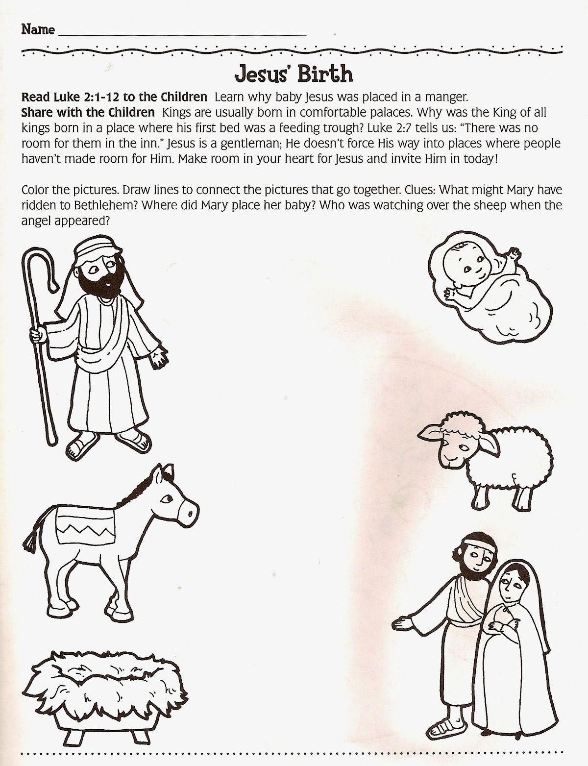 Jezus Geboren Nascimento De Jesus