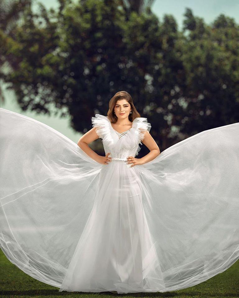 10 صور لـ ليلى زاهر خطفت بهم الأنظار على السوشيال ميديا Wedding Dresses Dresses Fashion