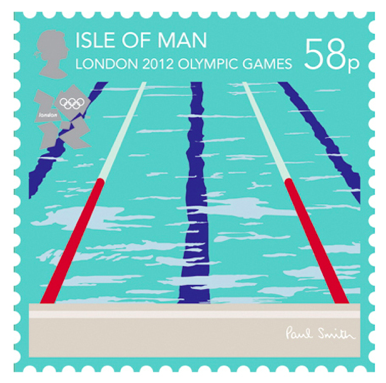 Olympic stamps!