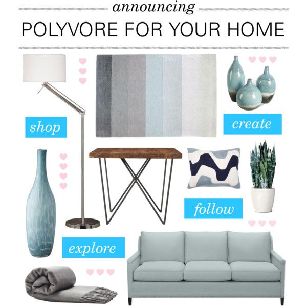 Announcing Polyvore for your Home! Now you can use Polyvore to ...