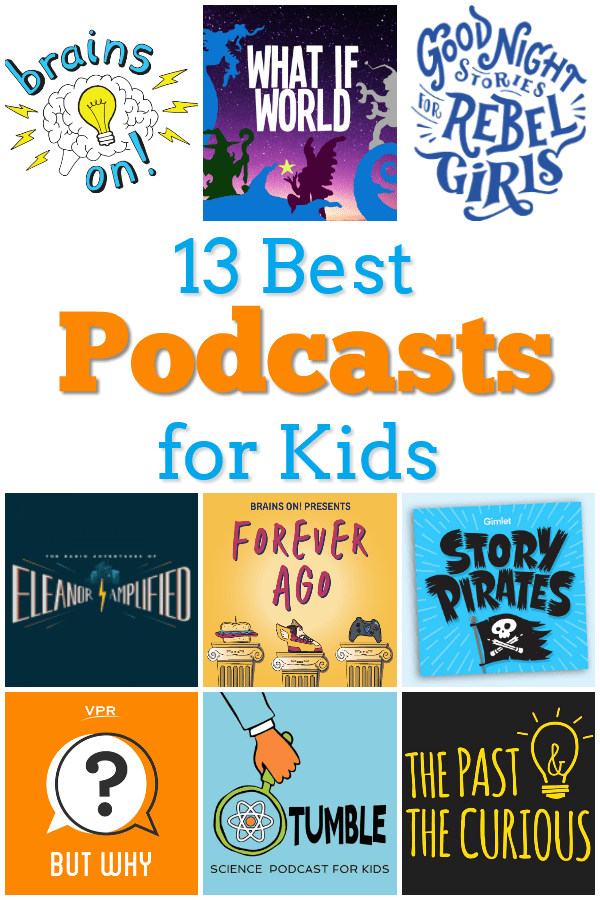 13 Best Podcasts for Kids | Feminist Books for Kids Book Lists
