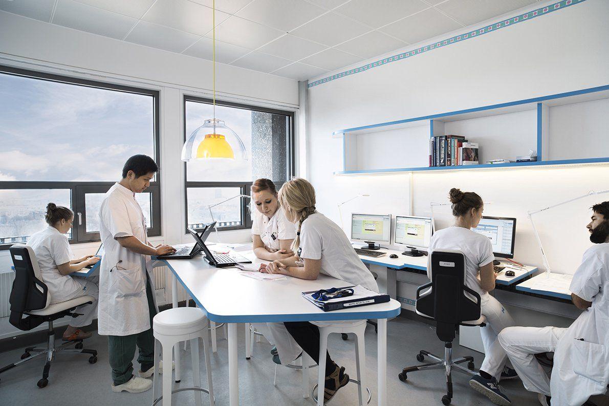 Copenhagen University Hospital | rosanbosch com | Jasmine