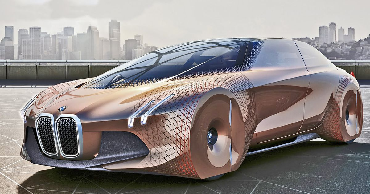 Inhabitat S Week In Green Bmw S Car Of The Future And More Future Concept Cars Future Car Bmw