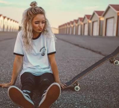 「aesthetic skater girl」の画像検索結果 | hurr&manicure | Pinterest ...