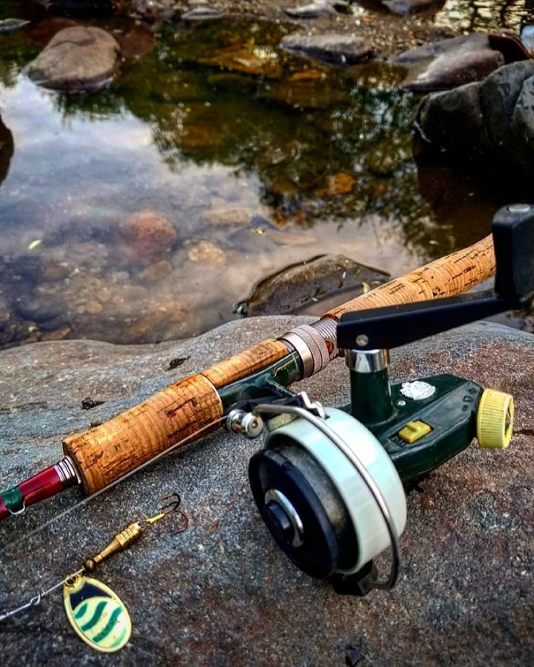 渓流 釣り タックル