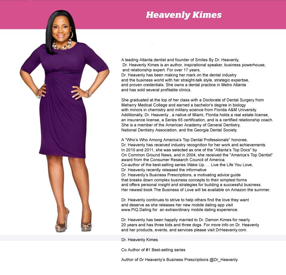 Married to medicines dr heavenly kimes dds the women of married to medicines dr heavenly kimes dds malvernweather Choice Image