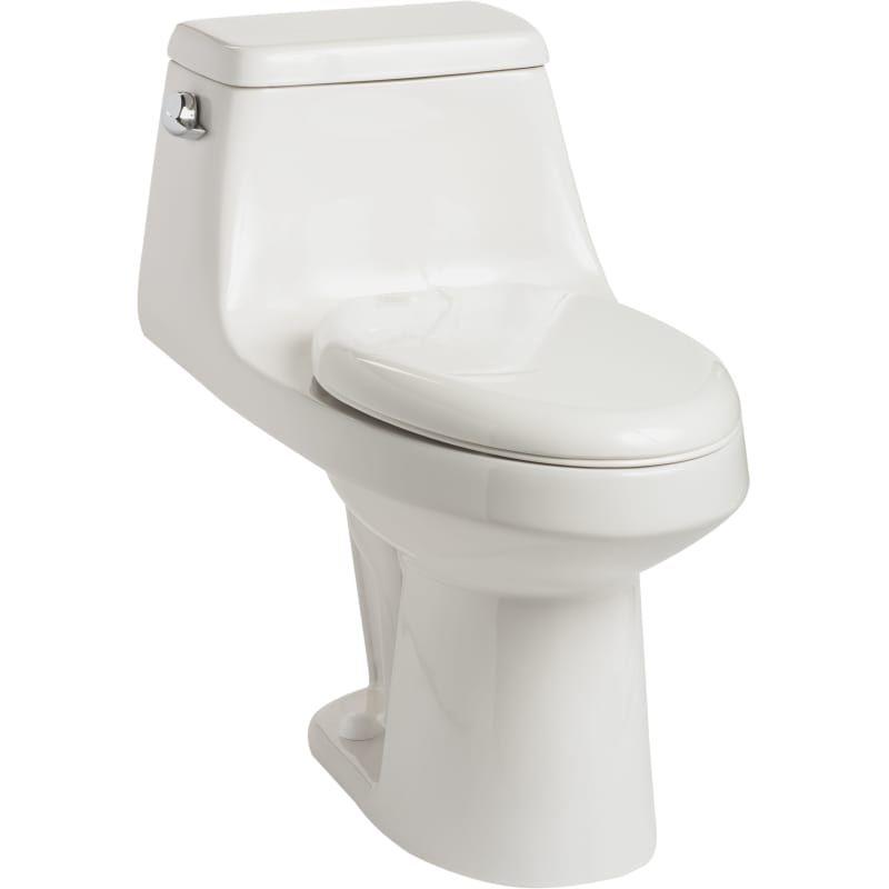 Mansfield 708 Toilet Traditional Toilets Dual Flush Toilet