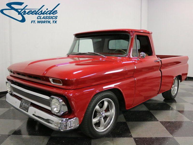 1966 Chevrolet C10 for sale - Fort Worth, TX | OldCarOnline.com ...