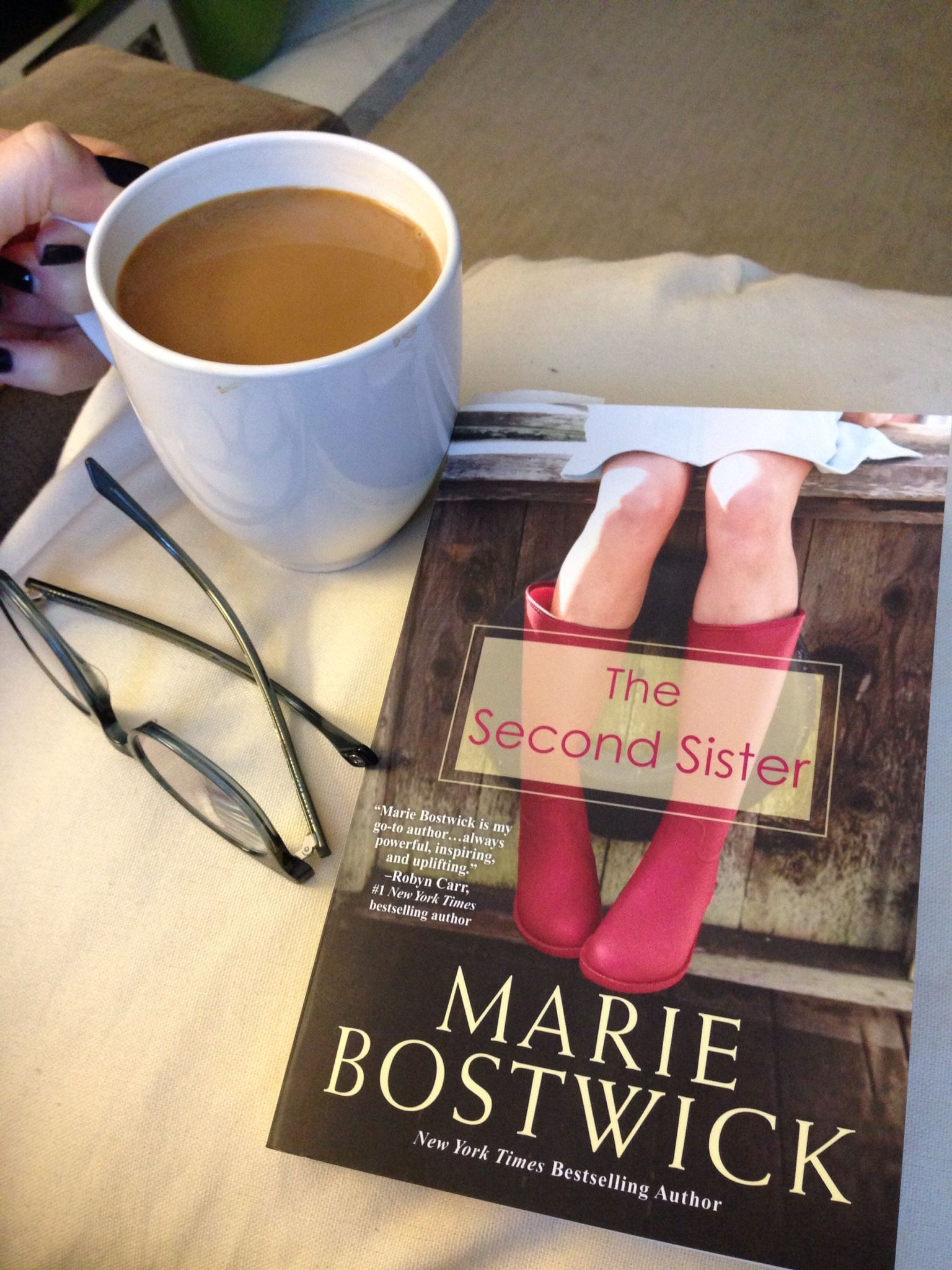 The Second Sister  |  Marie Bostwick