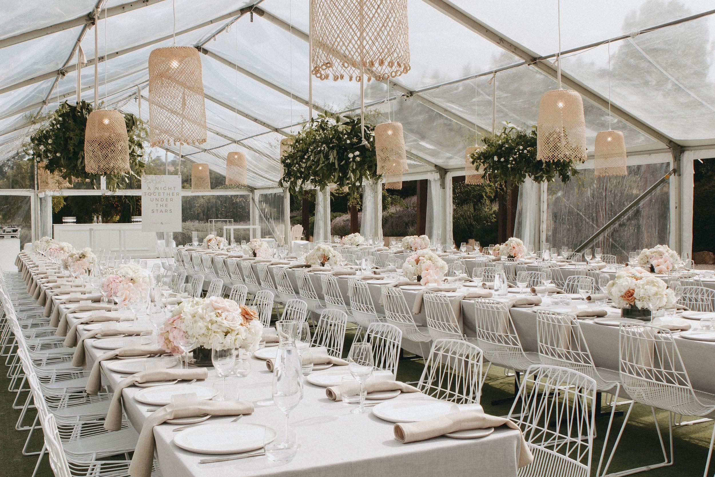 H_A — HYGGE Tent decorations, Wedding venue decorations