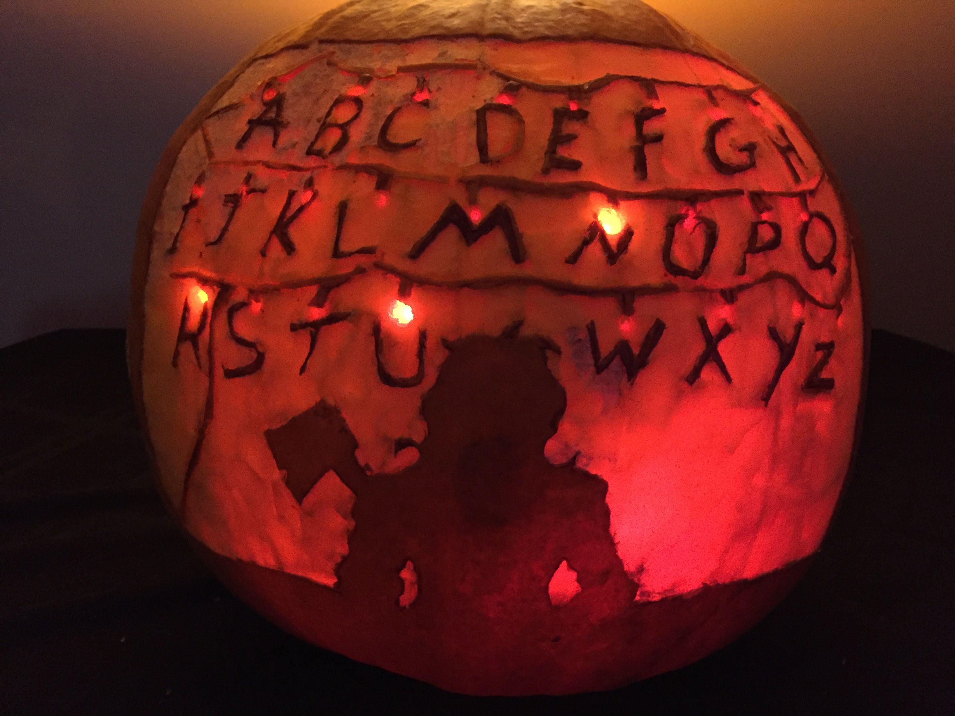 Stranger Things Pumpkin Carving Halloween Pumpkins And Jack O