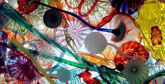 Κ.Π.Καβάφης | Από υαλί χρωματιστό