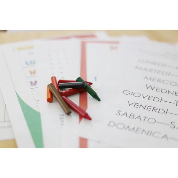 Printable Italian Activities For Kids