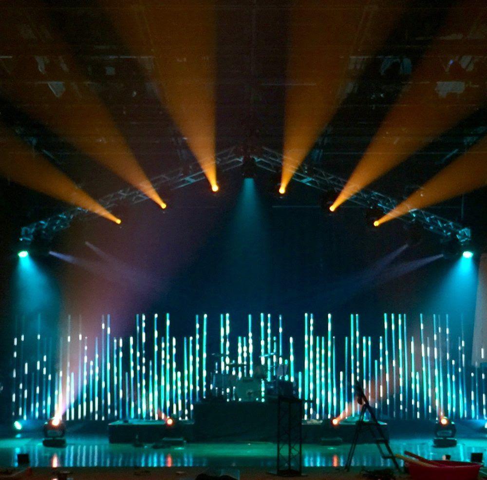 church lighting design ideas. Pole Back From Mission Hills, Littleton, CO | Church Stage Design Ideas Lighting