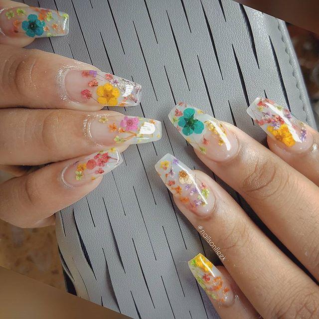Instagram photo by nailonfleek | nail | Pinterest | Diseños de uñas ...