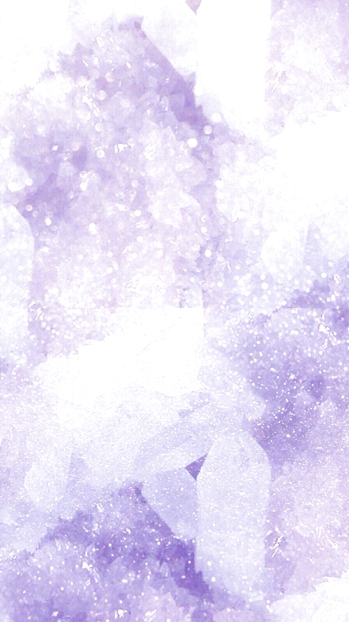 Aesthetic Purple Background Plain