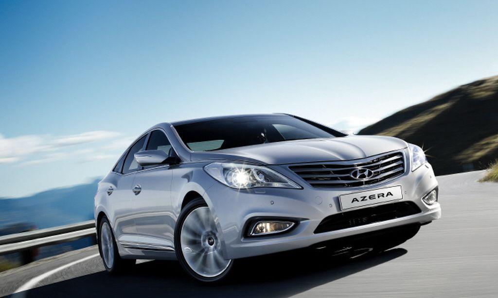 Nuevo Hyundai Azera 2013, especificaciones y fotos