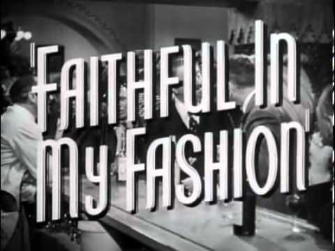 Download Faithful in My Fashion Full-Movie Free