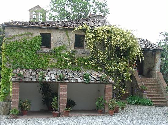 Castelini in Chianti, Tenuta di Ricavo Outdoor, Outdoor