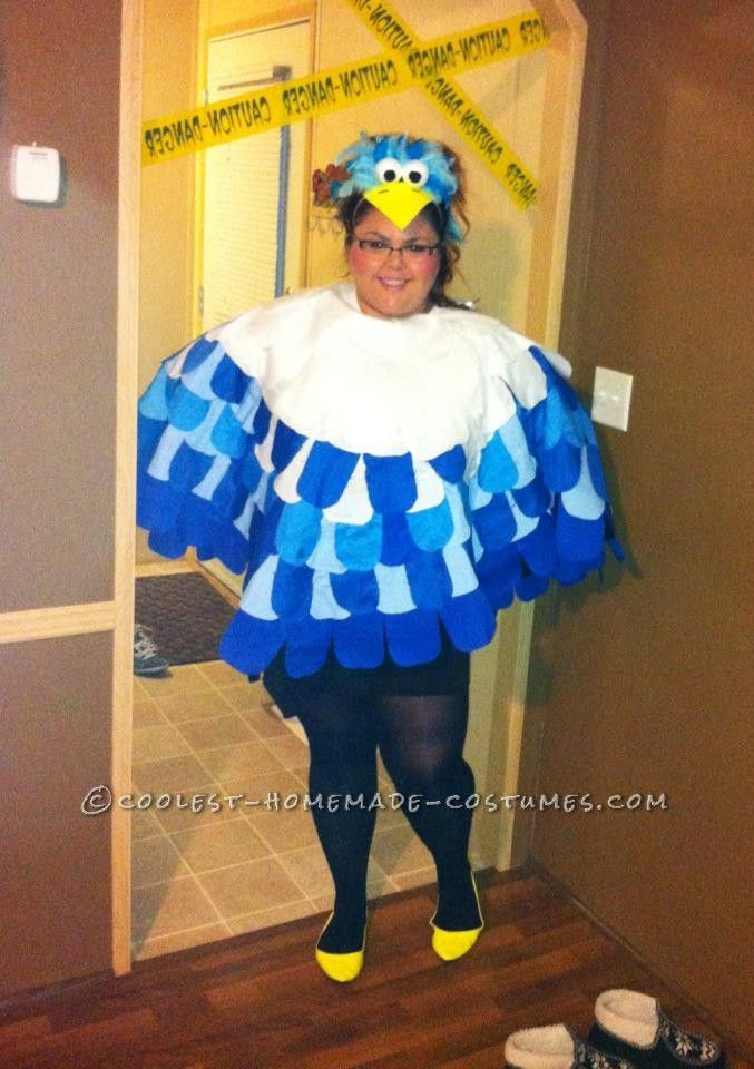 Awesome blue bird halloween costume halloween costumes costumes awesome blue bird halloween costume this website is the pinterest of costumes solutioingenieria Images