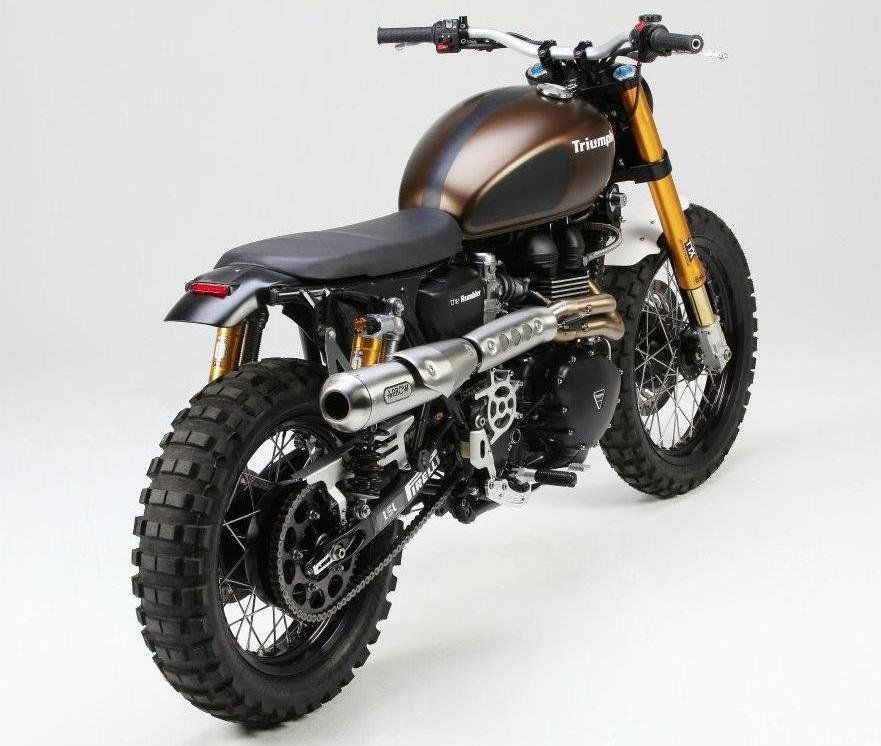 Triumph Scrambler 'Dirty Seeds'