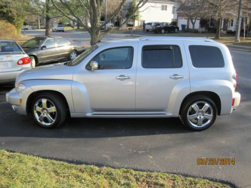 2010 Chevrolet Hhr Lt New Tyres Chevrolet Wagon