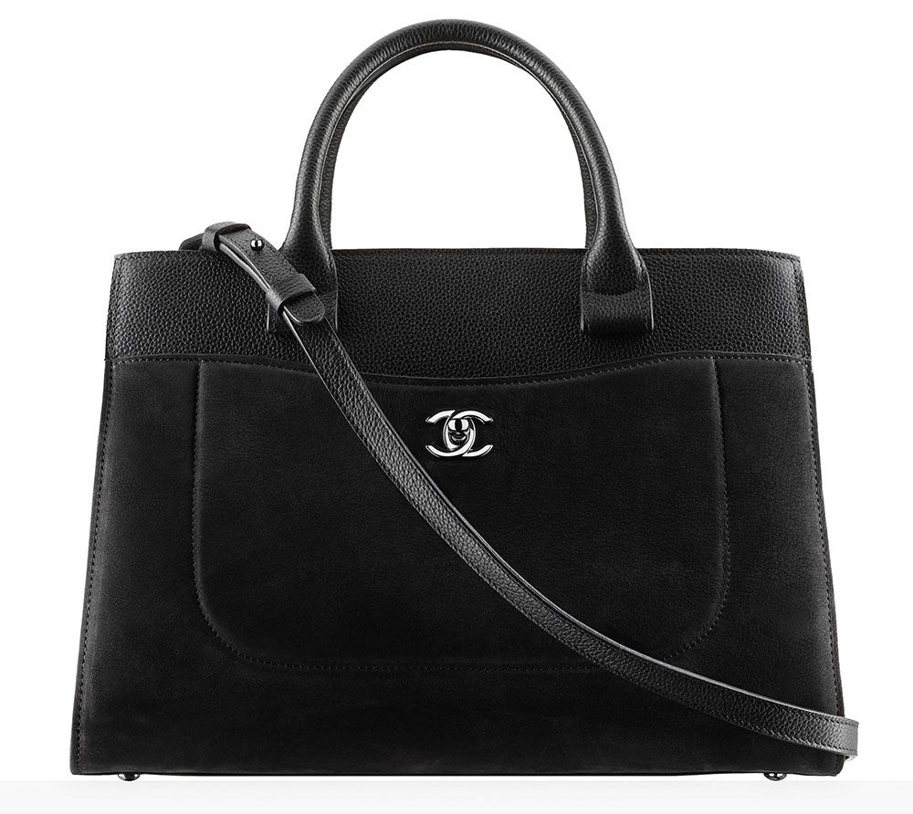 aed77a61f7eb Chanel Releases Its Biggest Lookbook Ever for Pre-Collection Spring 2017;  We Have All 115 Bags and Prices - PurseBlog