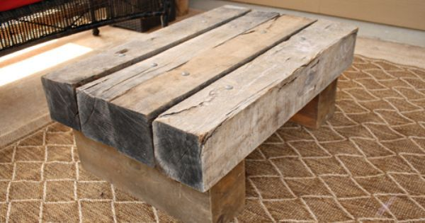 Image Result For Rustic Outdoor Coffee Table
