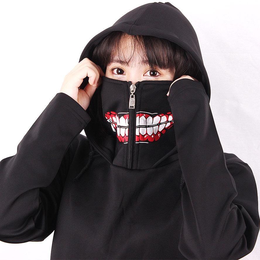 Tokyo Ghoul Hoodie  Tokyo ghoul shirt, Tokyo ghoul cosplay, Fashion