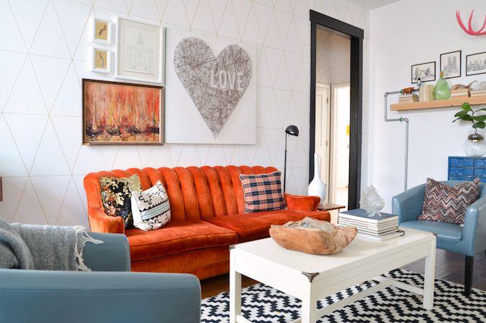 Wohnzimmer Dekorationsideen ~ Dekoration ideen wohnzimmer deko ideen selber machen