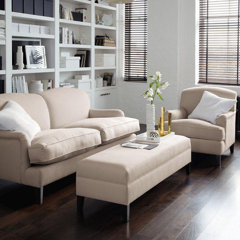 Home, White Sofas, Sofa