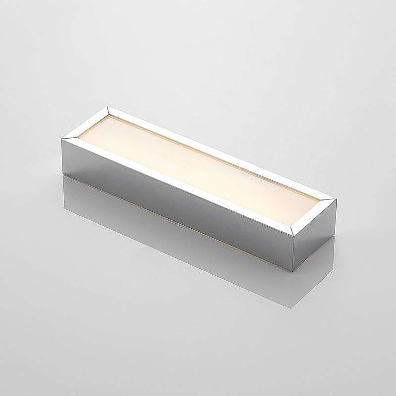 Lindby Layan Led Bad Wandleuchte Chrom 30 Cm In 2020 Wandleuchte Led Und Modern