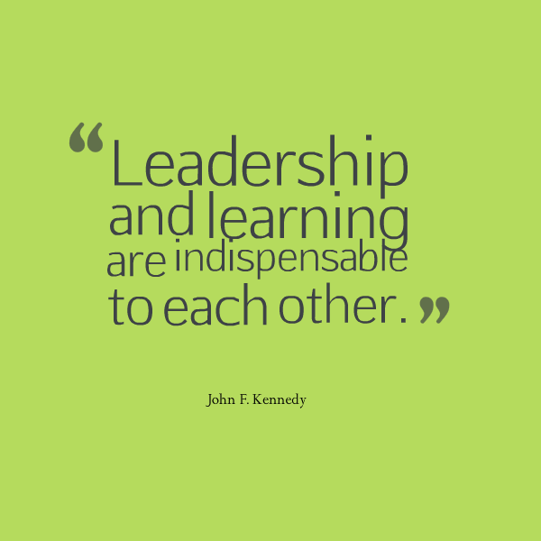 Educational Leadership Quotes Unique 10 Crucial Characteristics Of Great Leaders  The Principal Of
