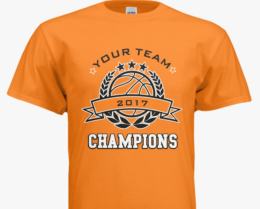 95ae321c Customizable design templates for your basketball team's tees. Easy-to-use,  fast shipping, highest quality!