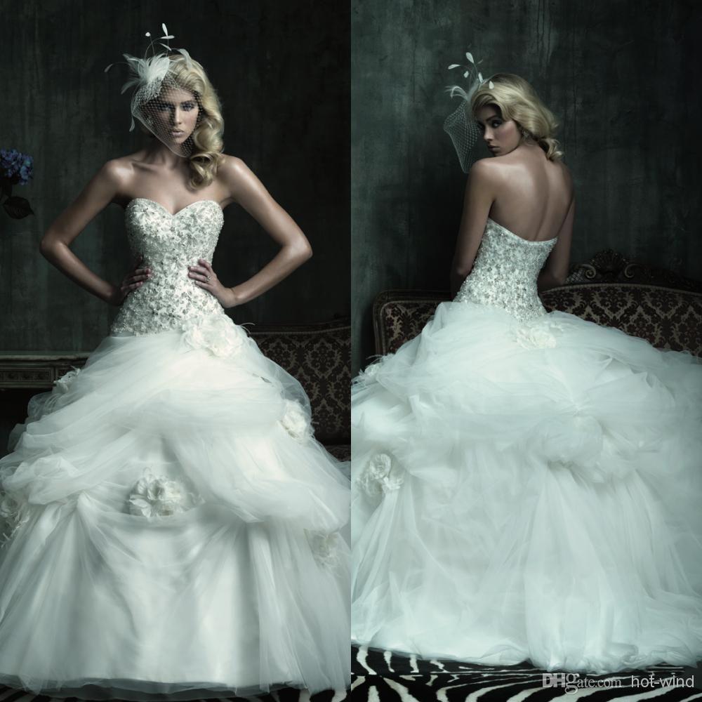 Perfect Robin Scherbatsky Wedding Dress Images - All Wedding Dresses ...
