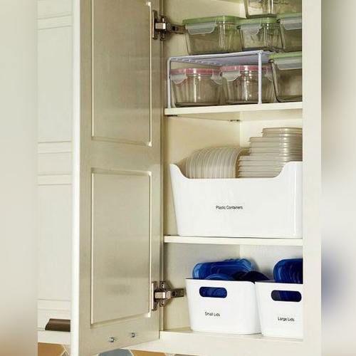 10 id es g niales et pas ch res pour mieux organiser votre cuisine deco cuisine pinterest. Black Bedroom Furniture Sets. Home Design Ideas