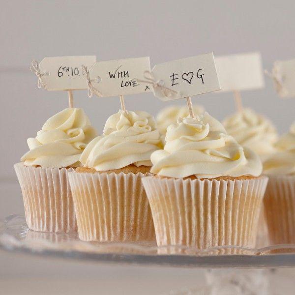 cupcake deko picker ivory cupcake ja ich will und ich will. Black Bedroom Furniture Sets. Home Design Ideas