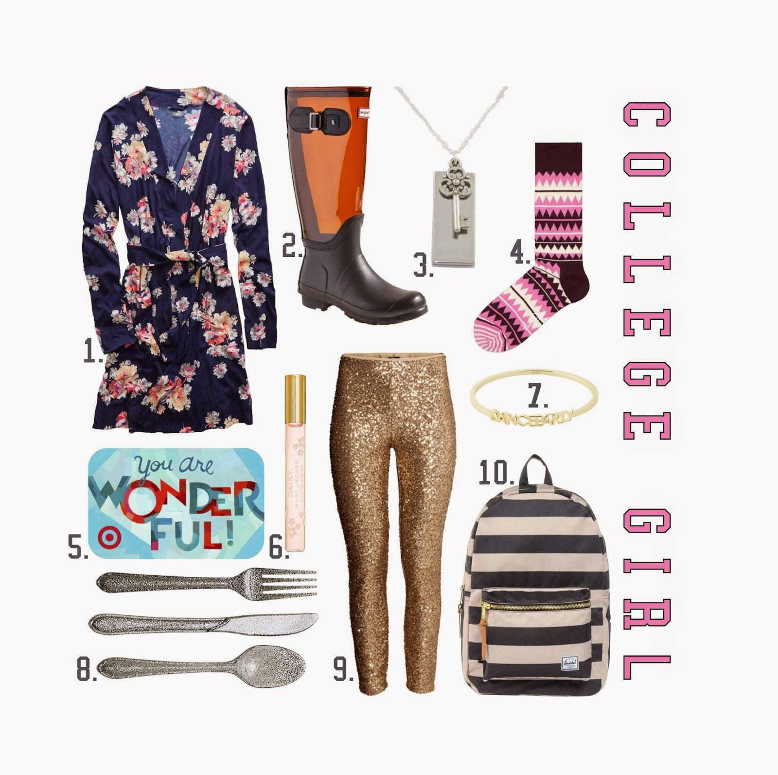 college girl gift guide