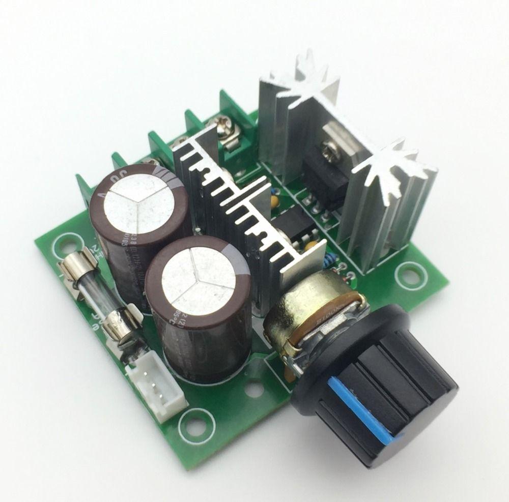 1pcs Width Modulation 12V-40V 10A Pulse PWM DC Motor Speed Control ...