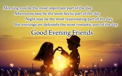 Good Evening Sweet Heart Love Quotes With Images Good Evening