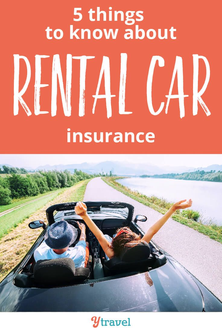 Rental Car Tips 5 things to know about rental car