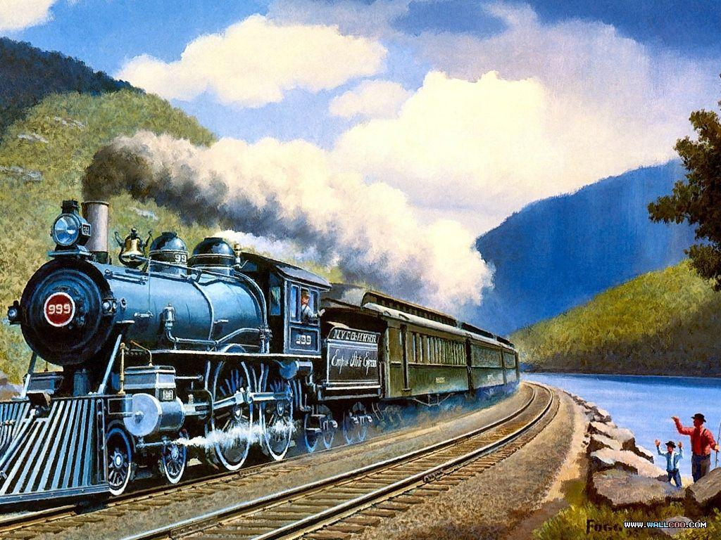 Картинка для железнодорожников