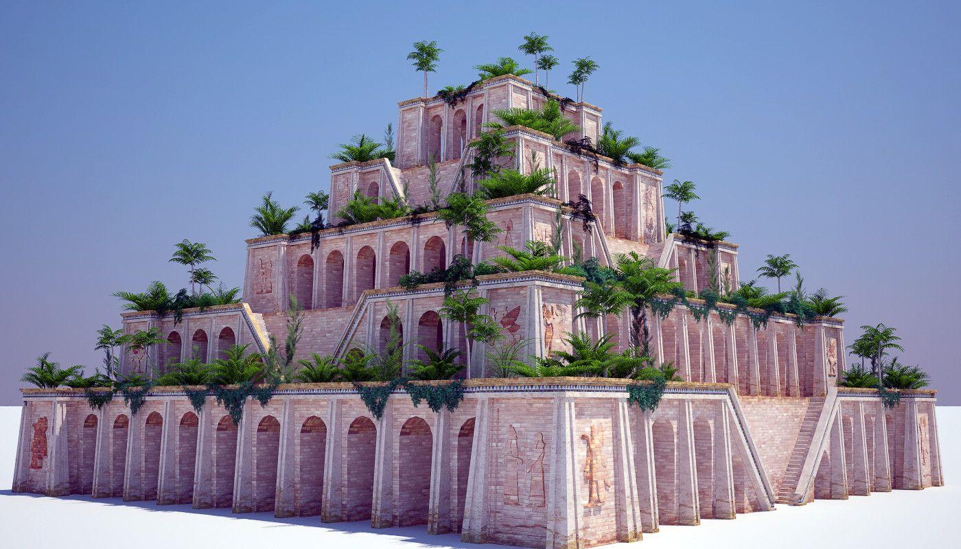 Hanging Gardens Of Babylon Photography That I Like
