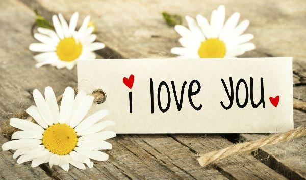 """7 formas divertidas de decir """"Te amo"""""""