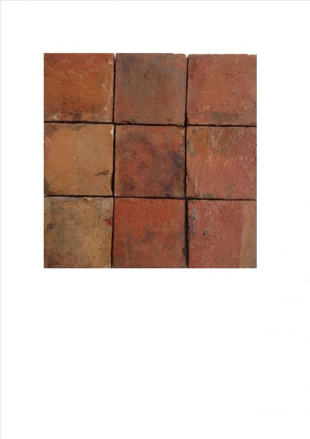 9x9 Handmade Floor Tiles For Sale On Salvoweb From Ransfords Reclaim