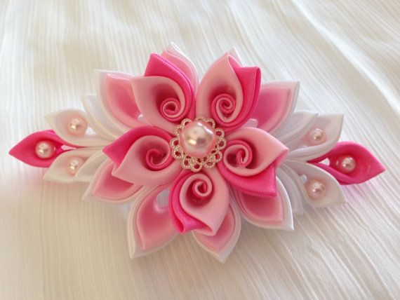 Fall in love with Pink by Flowersontop on Etsy