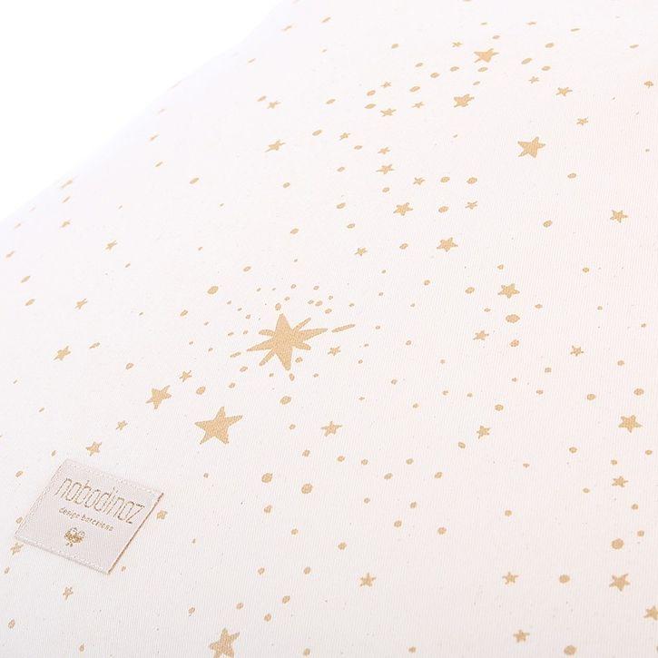Awe Inspiring Large Zen Bean Bag By Nobodinoz Gold Stella Natural Alphanode Cool Chair Designs And Ideas Alphanodeonline