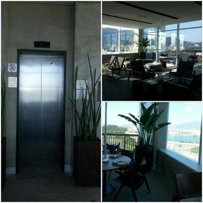 Hotel Grand Mercure Brasil Rio de Janeiro. Leo Souza. Restaurante  i Bistro